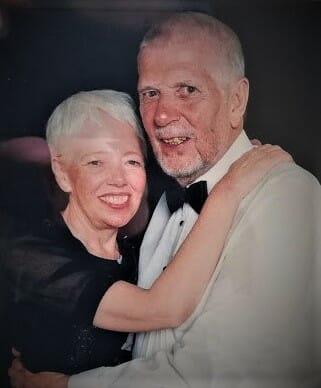 David and Jane Nurse