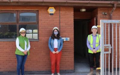 New headquarters for Mesothelioma UK in Mountsorrel, Leicestershire