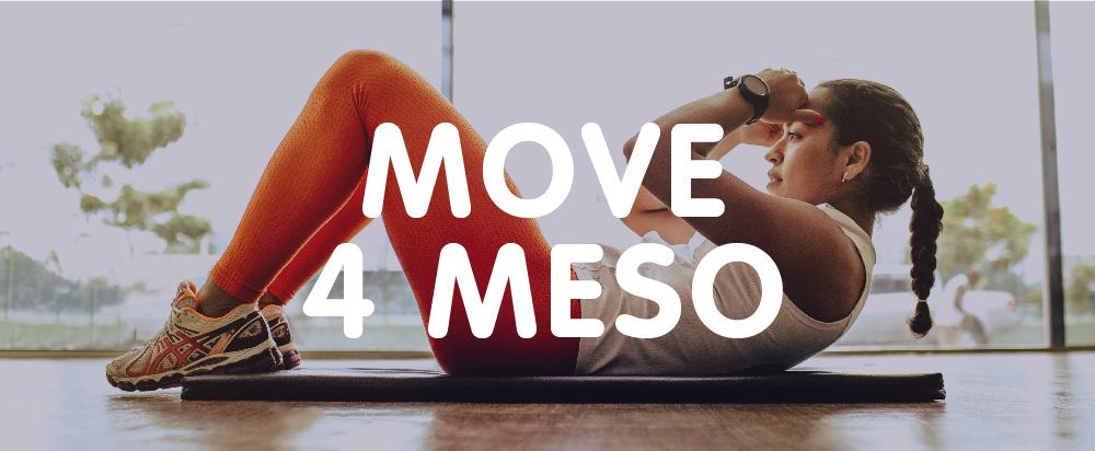 Move 4 Meso – Walk Run Jog cycle