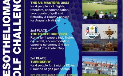 Mesothelioma Golf Challenge